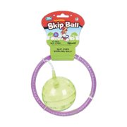 Toysmith 21 inch Light Up Skip Ball (Colors May Vary) Multi-Colored
