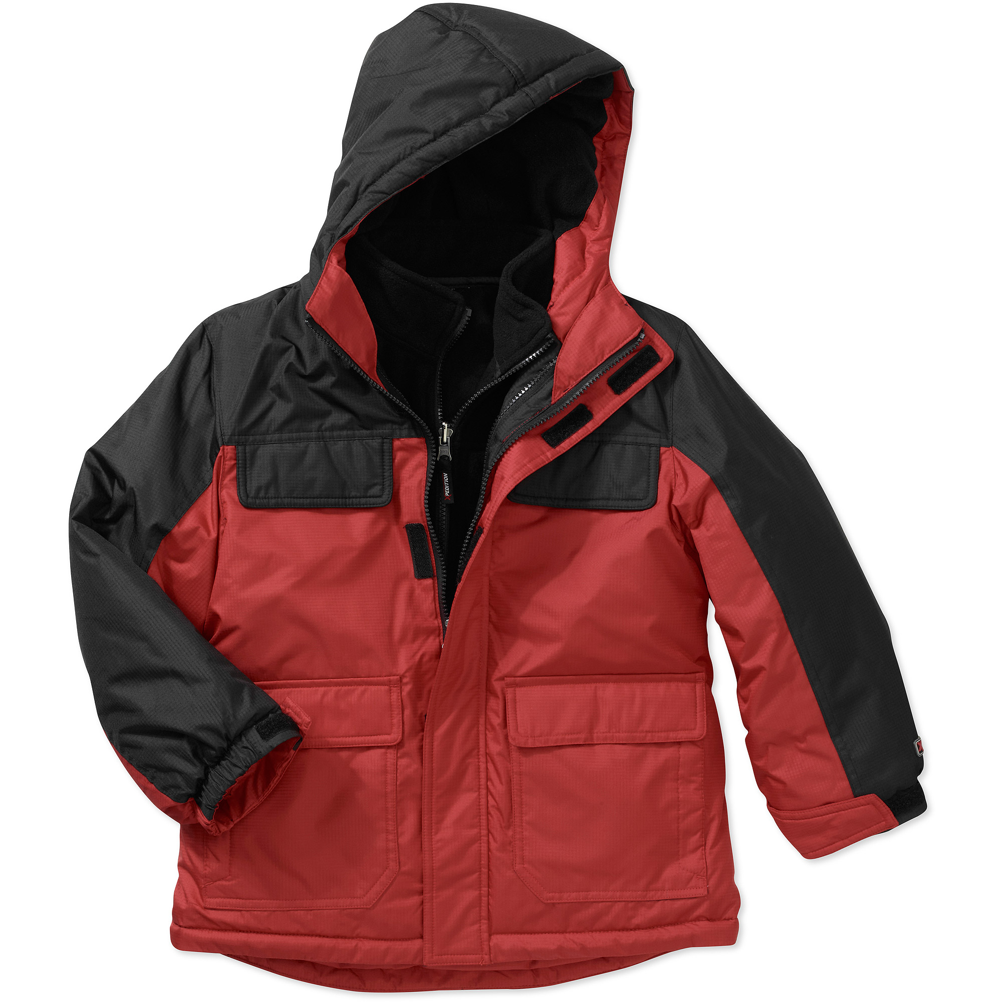 Xpedition Boys' 3 n 1 Systems Jacket