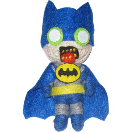 Cell Phone Charm - DC Comic - Batman Zombie New Toys String Doll k-dc-0041-v - Batman Zombie