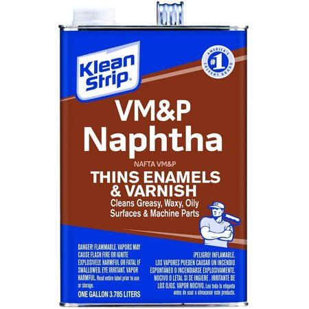 Klean-Strip GVM46 VM&P Naphtha, Paint Thinner, Varnish - 1 Gallon