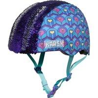 Krash! Feather Flip Bike Helmet, Youth 8+ (54–58 cm)