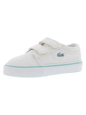 656d03166 Product Image Lacoste Vaultstar Infant's Shoes Size 10