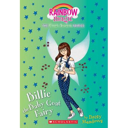 Baby Goat Leather (Billie the Baby Goat Fairy : A Rainbow Magic Book )