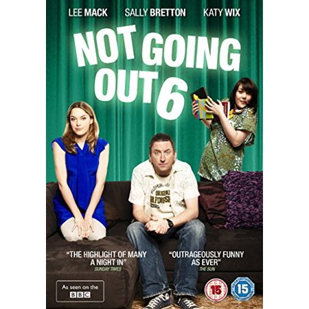 Not Going Out (Series 6) - 2-DVD Set ( Not Going Out - Series Six ) [ NON-USA FORMAT, PAL, Reg.2 Import - United Kingdom