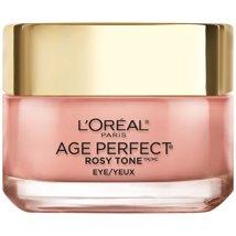 Eye Creams & Masks: L'Oreal Paris Age Perfect Rosy Tone Eye Brightener