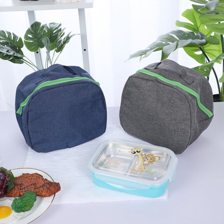 Lunch Bag Warmer Cooler Fresh Picnic Travel Box Tote Bags