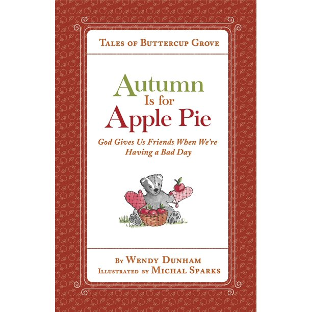 Autumn Is for Apple Pie - eBook