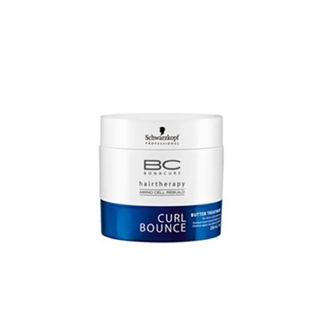 Loreal Textureline Curl Memory - Schwarzkopf BC Bonacure Curl Bounce Treatment for Curly & Wavy Hair 6.8 Oz