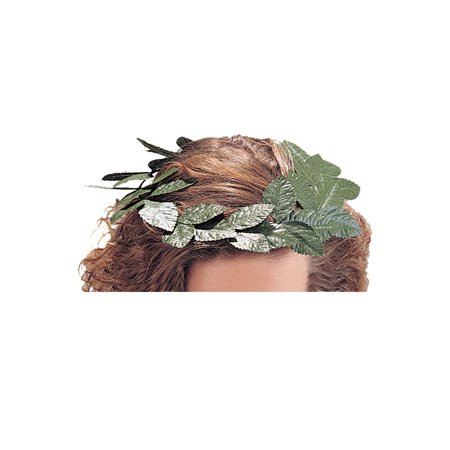 Roman Wreath Accessory (Green) - Halloween Wreaths At Michaels