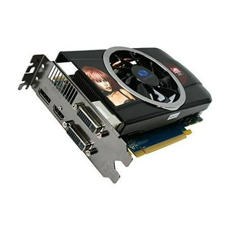 SAPPHIRE 100183 SAPPHIRE 100283-3L Radeon HD 5770 1GB 128-bit GDDR5 PCI Express