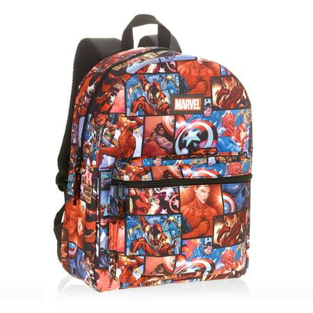 Marvel Comic Backpack