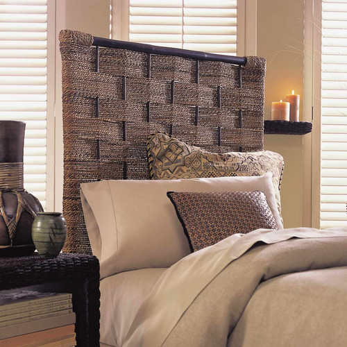 Padmas Plantation Abaca Panel Headboard