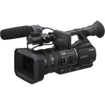 Sony HVR-Z5U HDV High Definition Handheld Camcorder, 1 PC...