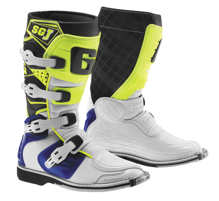 Gaerne Youth SG-J Boots White 2  2166-004-02