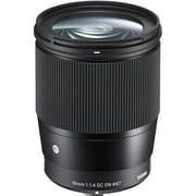 Sigma 16mm f/1.4 Contemporary DC DN Lens (for Sony Alpha E-Mount Cameras)