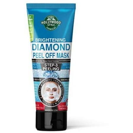 Hollywood Undead Mask (Hollywood Style, Brightening Diamond Peel-Off Mask 3.2)