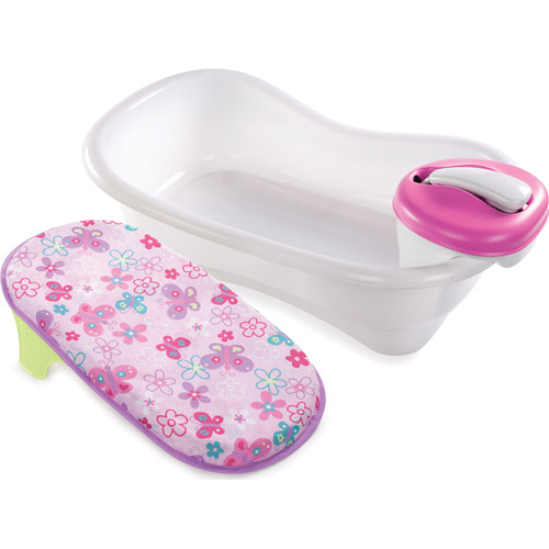 Summer Infant Bath Center and Shower, Pink