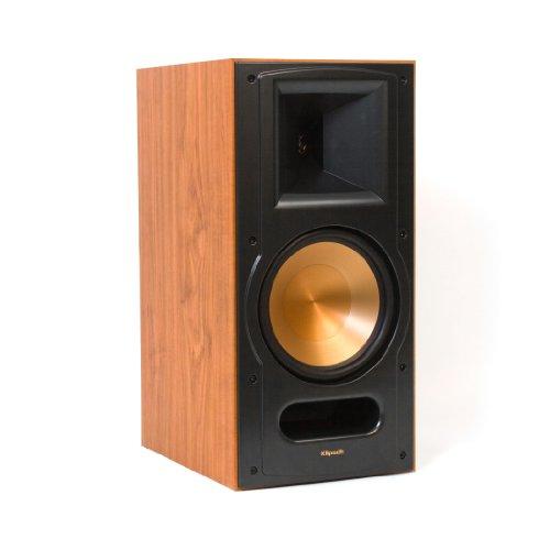 Klipsch RB-81 II Reference Series Two-Way Bookshelf Speaker Cherry (Each) by Brand