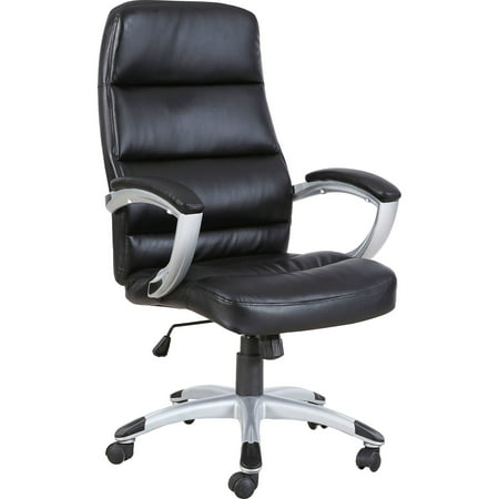 Techni Mobili High Back Executive Office Chair Black