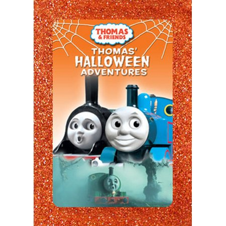Thomas & Friends: Thomas' Halloween Adventures (DVD)](Adventure Valley Halloween)