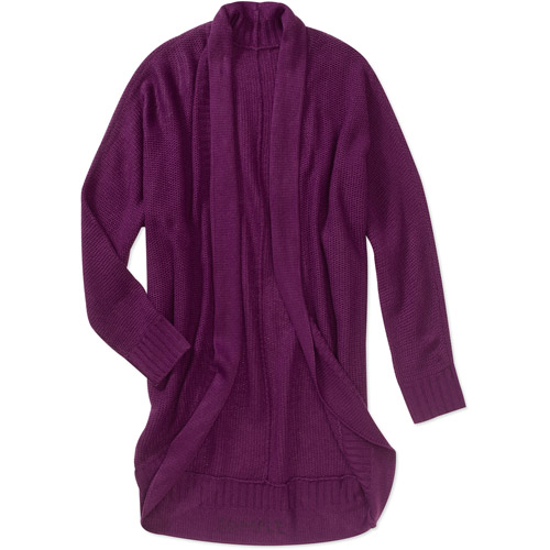 Miss Tina Women's Long Cocoon Sweater