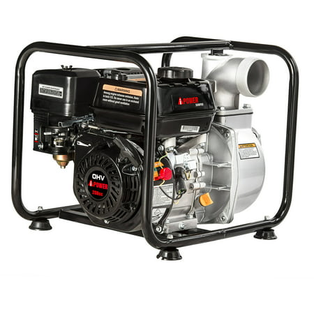 """Image of A-iPower 3"""" Gasoline Water Pump"""
