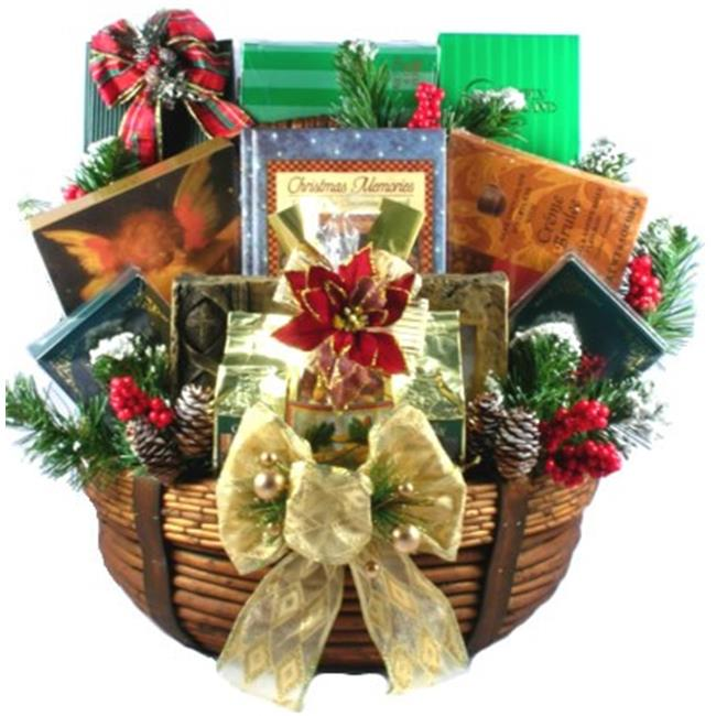Gift Basket Drop Shipping AChCh-2 A Christian Christmas Gift Basket