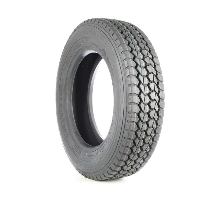 Double Coin DBC1134905726 255-70R22.5 16-Ply Low Profile ...
