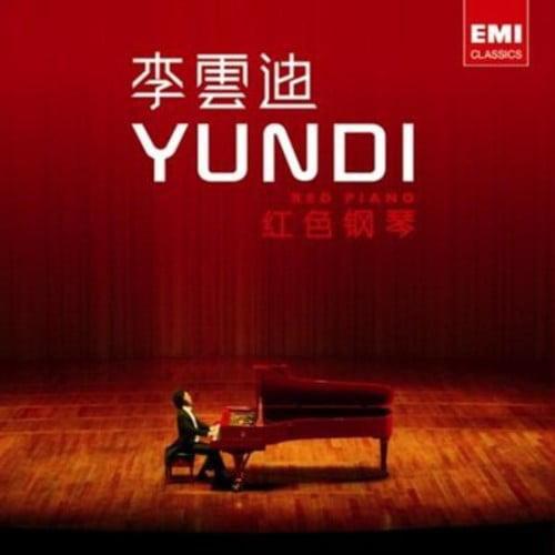 Yundi Li - Red Piano (Hybrid) [SACD]