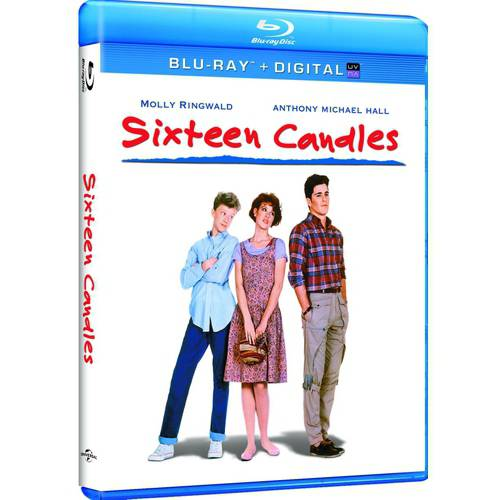 Sixteen Candles (Blu-ray + Digital Copy + UltraViolet) (With INSTAWATCH) (Widescreen)