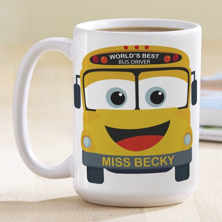 Personalized Best Bus Driver -