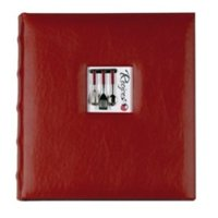 CR Gibson A La Carte Deluxe Kitchen Binder, 11 by 12-Inch Multi-Colored