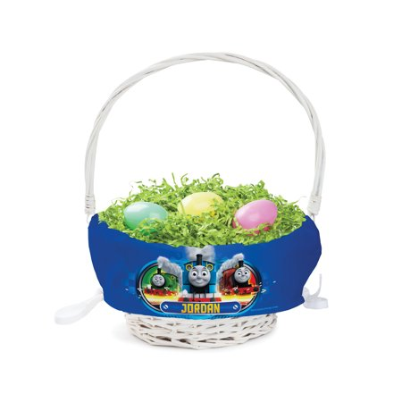Girls Easter Baskets (Personalized Thomas & Friends Easter)