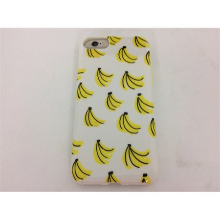 Refurbished Ashley Mary Art Designer Banana iPhone 7 Cell Phone Protector Case (Designer Cell Phone Case)