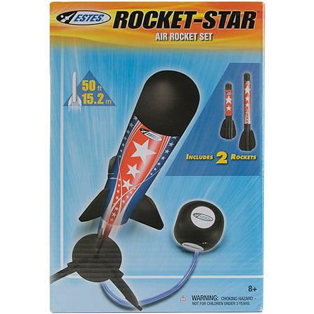 Air Power Rockets - Estes Air Rocket Set, Rocket Star