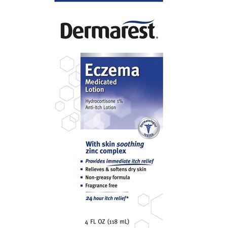 Dermarest Eczema Medicated Lotion, 4 Fl. Oz. ()
