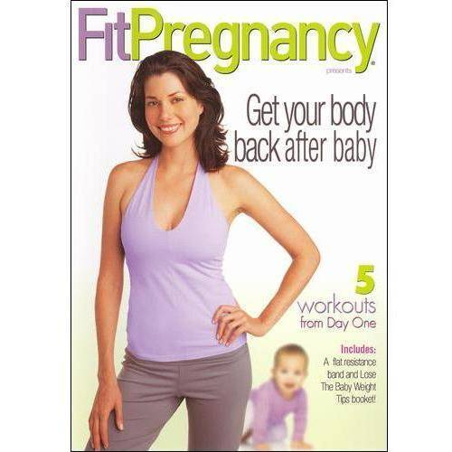 Fit Pregnancy: Get Your Body Back After Baby by INSPIRED DISTRIBUTION