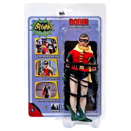 Batman Classic TV Heroes in Peril Robin Action Figure [Hero in Peril] (Classic Robin)