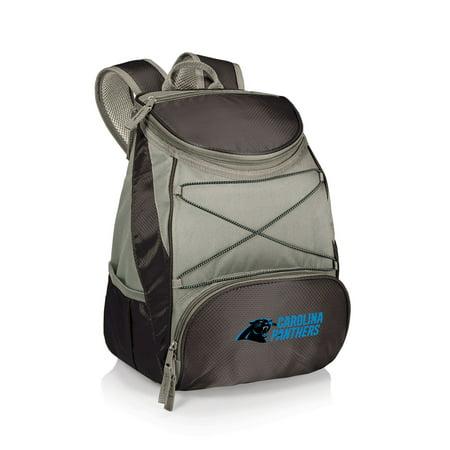 Carolina Panthers PTX Backpack Cooler - Black - No (Carolina Panthers Cooler Bag)