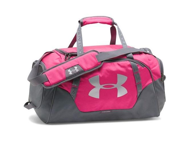 Under Armour unisex-adult Worldwide Mesh Sackpack //Black Tropic Pink One Size Fits All 654