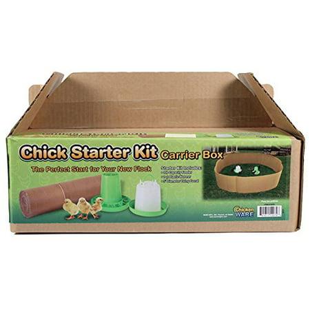 Chick N Starter Kit, Ware Chick N Starter Kit By Chicken Ware - Halloween Chicken Wire Ghost