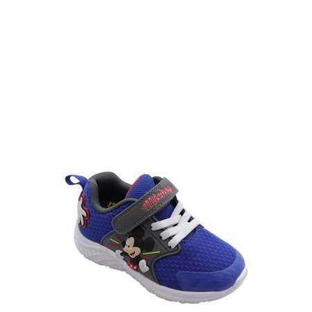 Toddler Boys Mickey Mouse Athletic Shoe
