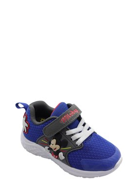 4badc0e0 Product Image Toddler Boys Mickey Mouse Athletic Shoe