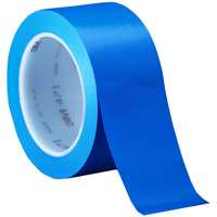 Blue Duct Tape (3M Scotch Colored Duct Tape, 1.88