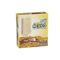 Helados Mexico Nuez-Pecan Premium Ice Cream Bars, 18 fl oz, 6 count