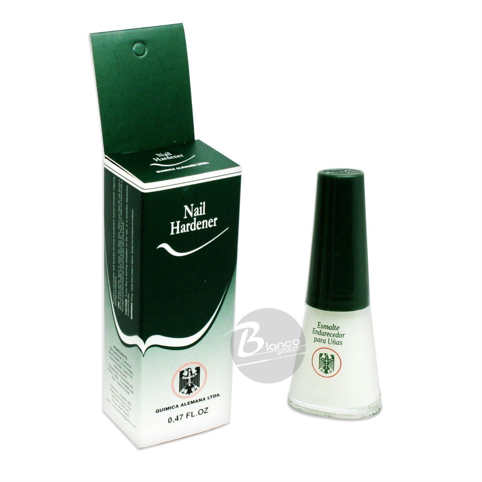 Quimica Alemana Nail Hardener Strengthener Polish Treatment 0.47 oz