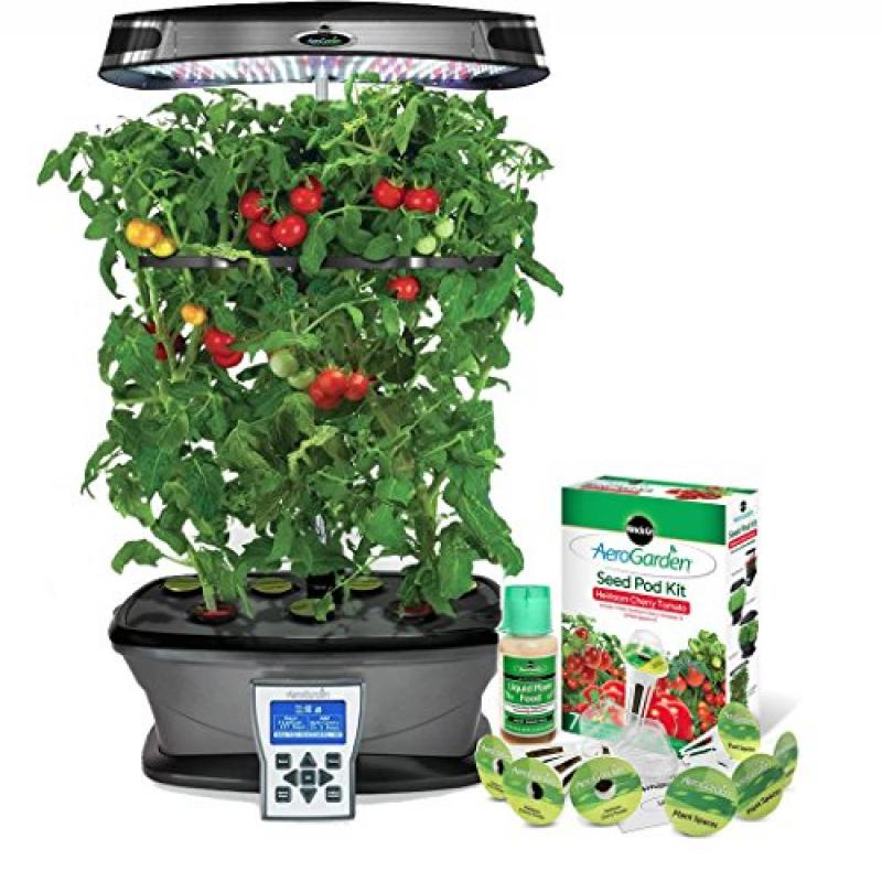 AeroGrow Great new LED Technology Miracle-Gro AeroGarden ...