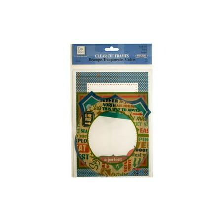 Travel Frames With Metallic Accents - Set of 24 - Walmart.com