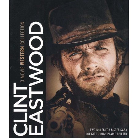 Clint Eastwood: 3-Movie Collection - Clint Eastwood Halloween