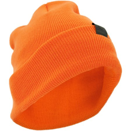 Mossy Oak Blaze Orange Insulated Hat